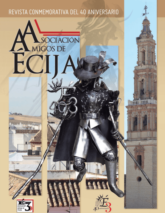 Revista 40 aniversario amigos de Écija